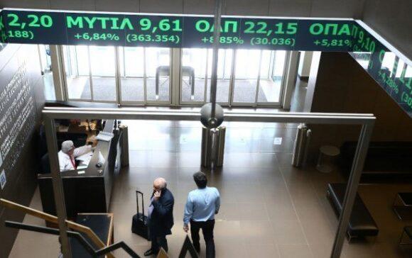 Χρηματιστήριο Αθηνών: Κινείται ανοδικά για τις 800 μονάδες