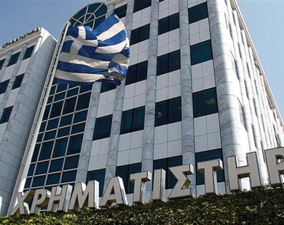 Χρηματιστήριο Αθηνών: «Κράτησε» τις 787 μονάδες, παρά τις ρευστοποιήσεις