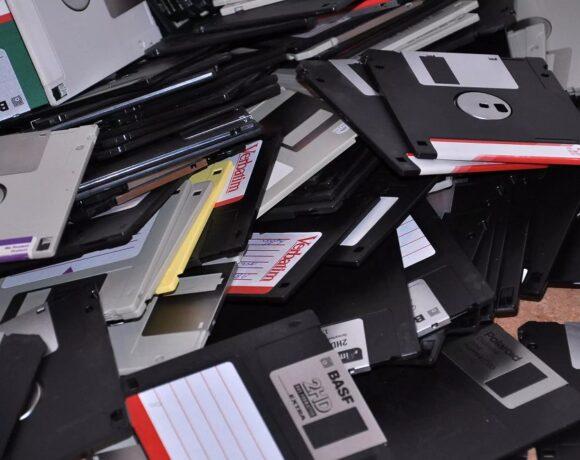 Χωράει ολόκληρη ταινία 90 λεπτών σε δισκέτα floppy 1,44ΜΒ;