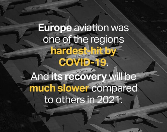 Covid-19 Impact on Air Transport to be Worse in Europe