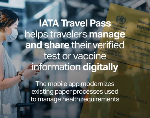 IATA to Release Travel Health Pass in First Quarter of 2021
