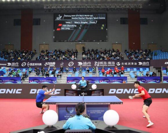 ITTF: Καινοτομίες στο ranking από το 2021