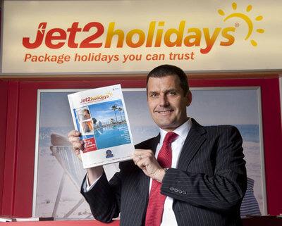 Jet2: Νέα πτήση Stansted-Σαντορίνη και 2 δωρεάν αποσκευές στην καμπίνα   Αλλάζει η πολιτική αποσκευών
