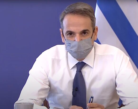 PM: Greece Covid-19 Vaccination to Begin on December 27