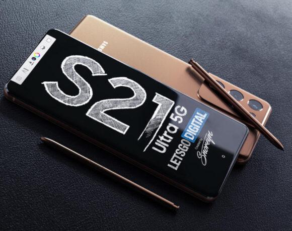Samsung Galaxy S21 Ultra: Υψηλής ανάλυση renders το δείχνουν με S Pen