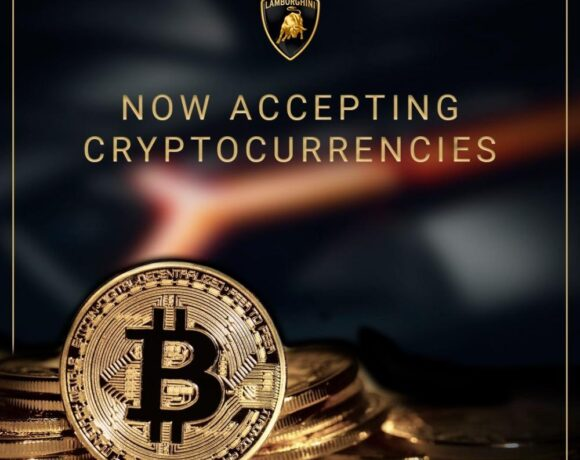 Aντιπροσωπεία της Lamborghini δέχεται bitcoin ως πληρωμή