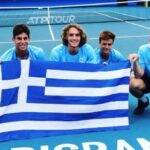 ATP cup: Με Ισπανία και Αυστραλία κληρώθηκε η Ελλάδα