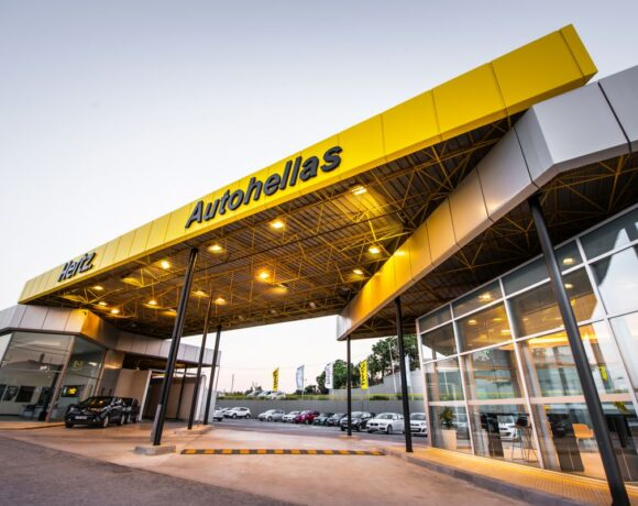 Autohellas-Hertz Named 'True Leader' of the Greek Economy by ICAP