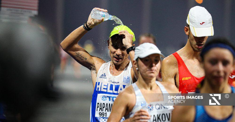 Έξι ευκαιρίες πρόκρισης στους Ολυμπιακούς για το βάδην
