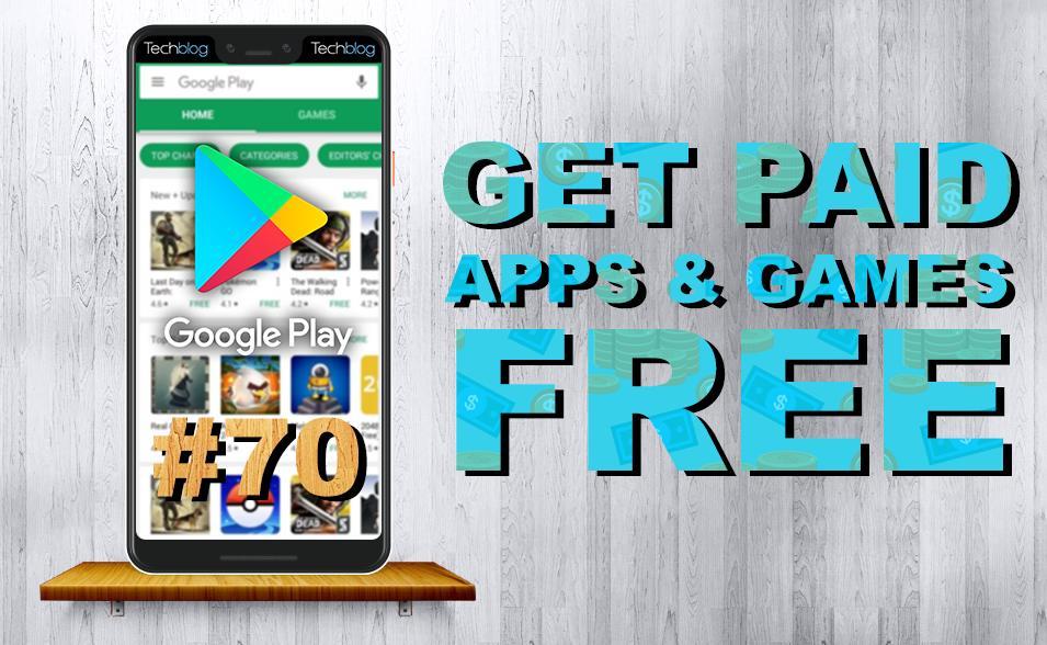 Αποκτήστε 27 δωρεάν παιχνίδια, icon packs και εφαρμογές για Android
