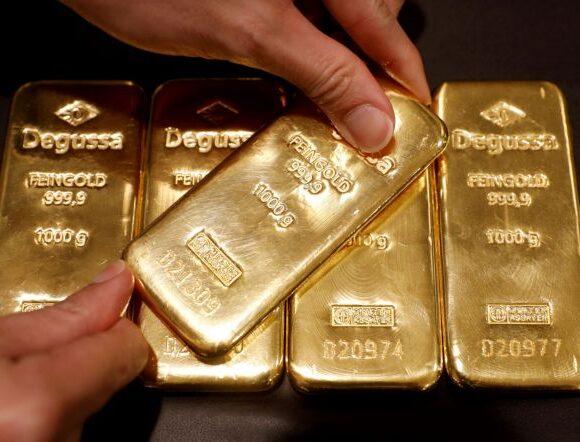 Απώλειες για την τιμή του χρυσού