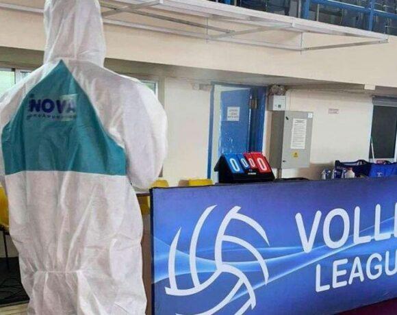 Βόλεϊ λιγκ: Αναβολή στο Φοίνικας-Κηφισιά