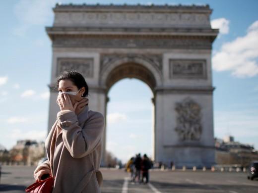Γαλλία: Ένα βήμα πριν το lockdown 15 διαμερίσματα της χώρας