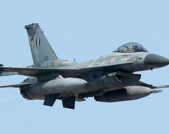 ΕΑΒ: Δοκιμαστική πτήση για το πρώτο F-16 Viper της Πολεμικής Αεροπορίας