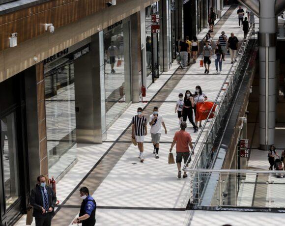 Καταστήματα: Ανοίγουν στις 18 Ιανουαρίου εμπορικά κέντρα, mall, εκπτωτικά χωριά και outlets (vid)