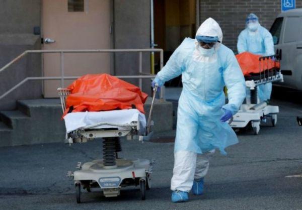 Κοροναϊός – ΗΠΑ : Σχεδόν 4.500 θάνατοι και 235