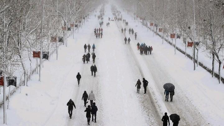Μαδρίτη: Το κόστος της καταστροφής από τη χιονοθύελλα ξεπέρασε το €1,3 δισ.