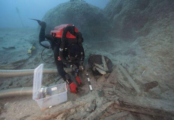 Ναυάγιο ΜΕΝΤΩΡ : Σημαντικά και φέτος τα αποτελέσματα της υποβρύχιας αρχαιολογικής έρευνας [εικόνες]