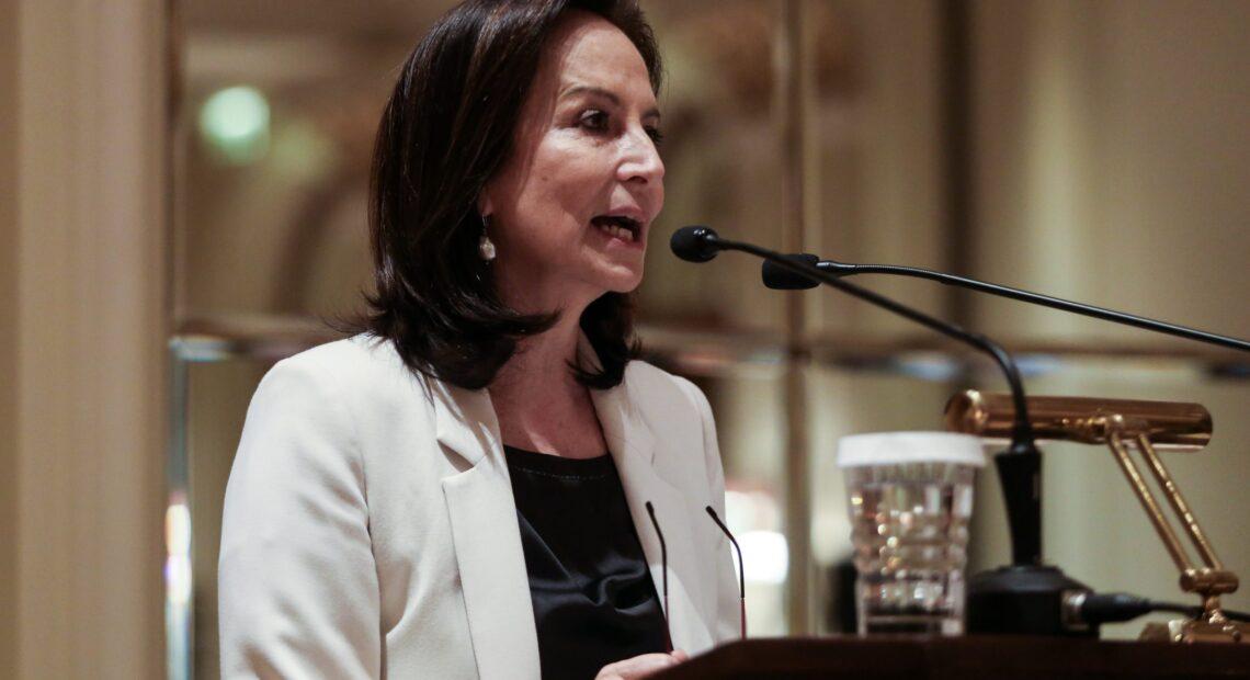 ΟΟΣΑ: Στον επόμενο γύρο για την επιλογή ηγεσίας η Άννα Διαμαντοπούλου