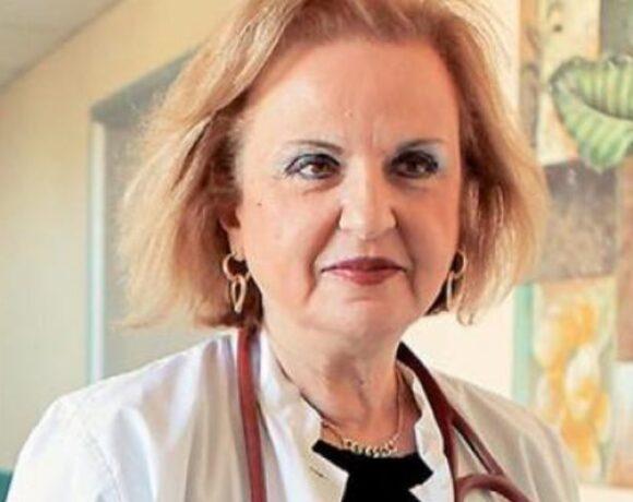 Παγώνη: Nα γίνουν άμεσα οι εμβολιασμοί που αναβλήθηκαν στα νοσοκομεία