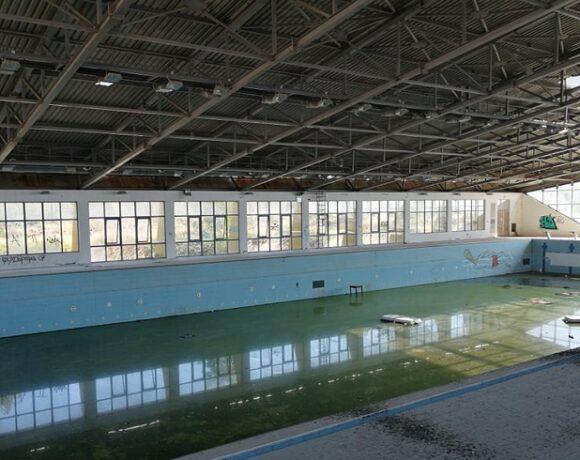 «Παραχωρήστε μας το κλειστό κολυμβητήριο Χανίων να το ανακαινίσουμε για να λειτουργήσει»