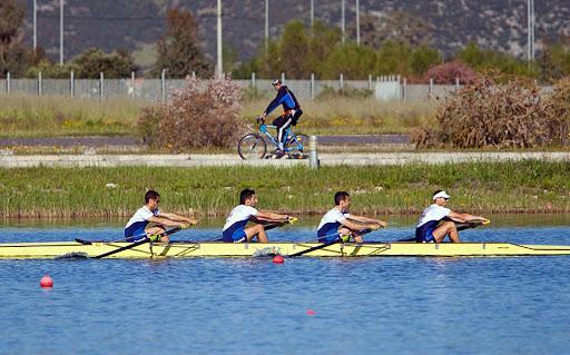 Προετοιμασία για τις προ-Ολυμπιακές ρεγκάτες στο Σχινιά