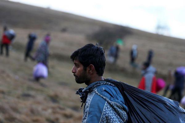 Προσφυγικό : Η ΕΕ καταγγέλλει τις απαράδεκτες συνθήκες διαβίωσης προσφύγων στη Βοσνία