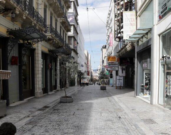 Πρόεδρος Εμπορικού Συλλόγου (ΘΕΜΑ 104,6): Οι έμποροι είναι στα πρόθυρα νευρικής κρίσης