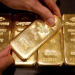 Σε θετικό έδαφος η τιμή του χρυσού