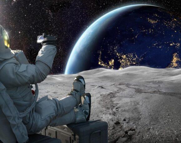 Στη Σελήνη σύντομα θα έχει καλύτερο σήμα 4G από πολλά μέρη της Γης
