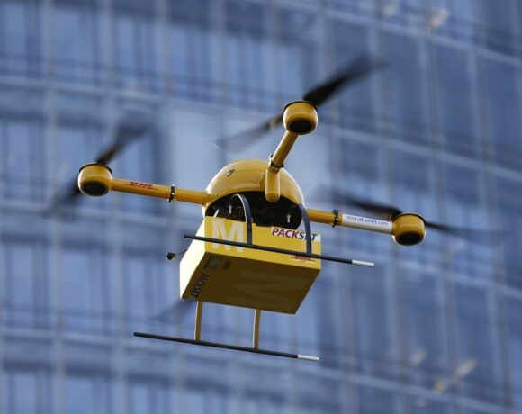 Τα drones στην υπηρεσία των logistics