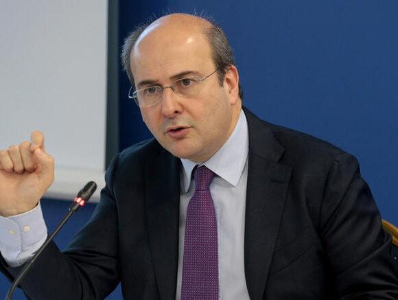 Χατζηδάκης: Άμεση καταβολή προσωρινής σύνταξης στο ύψος της εθνικής