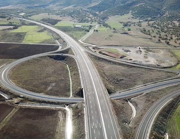 Commission Approves Works on Central Greece E65 Highway