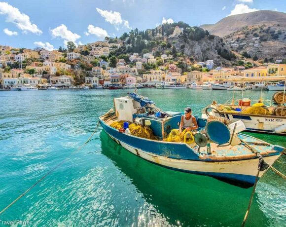 Conde Nast Traveller Shares its List of the Best Greek Islands to Visit in 2021
