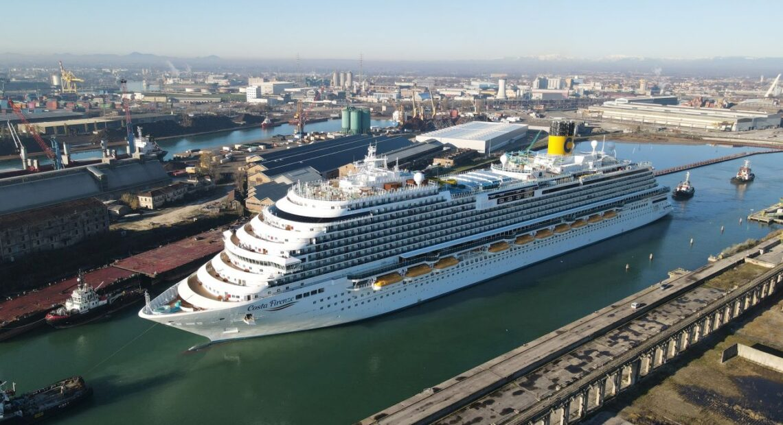 Costa Cruises: New 'Firenze' Ship to Sail in the Mediterranean in 2021