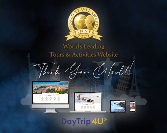 DayTrip4U Named World's Leading Tours & Activities Website at WTA 2020
