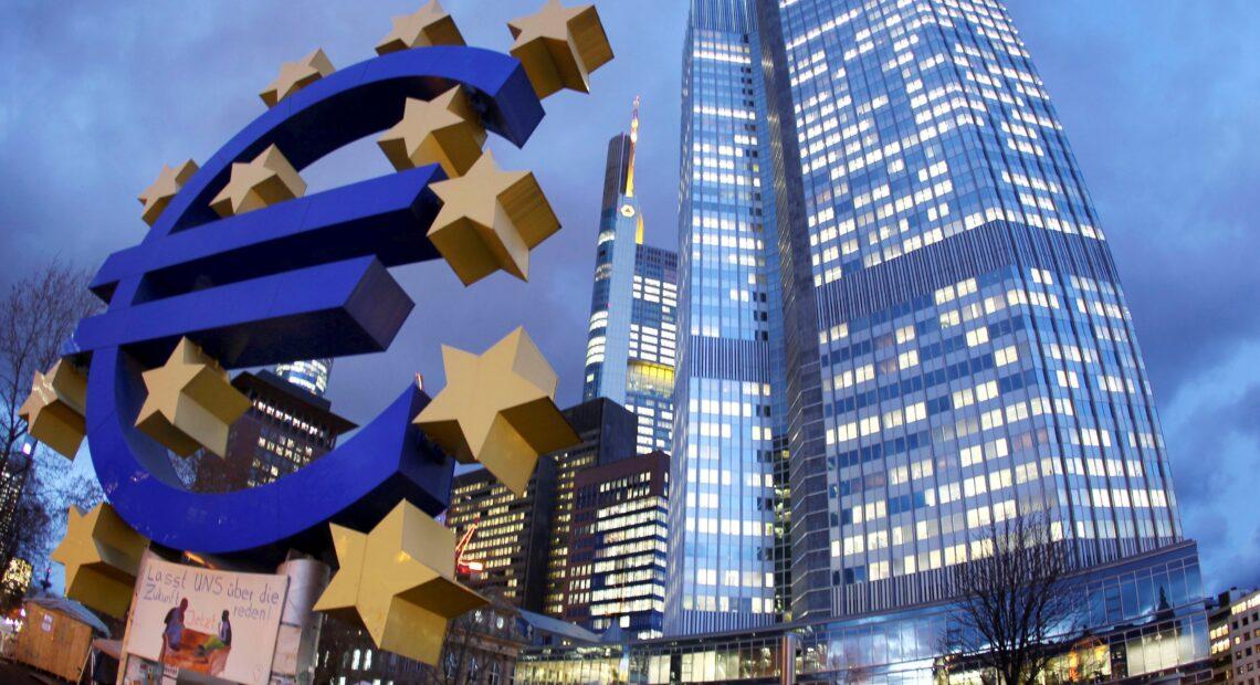 Eυρωζώνη: Υψηλοί ρυθμοί αύξησης των τραπεζικών χορηγήσεων τον Νοέμβριο