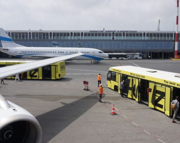 Greece Extends Ban on Non-essential Domestic Air Travel