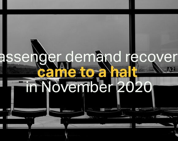 IATA: Passenger Demand Recovery Grinds to a Halt in November 2020