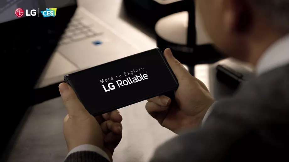 LG Rollable: Η LG επιβεβαιώνει πως θα κυκλοφορήσει μέσα στο 2021
