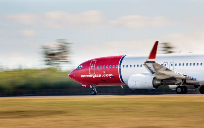 Norwegian to Stop All Long-haul Flights