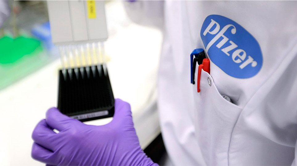 Pfizer: Τα εμβόλια στην Ιταλία θα αρχίσουν να παραδίδονται κανονικά
