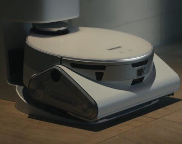 Samsung JetBot 90 AI+: Ρομποτική σκούπα με LiDAR, κάμερα και Intel AI [CES 2021]