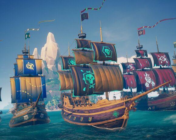 Sea of Thieves: Νέο patch προσφέρει 120fps στο Xbox Series X