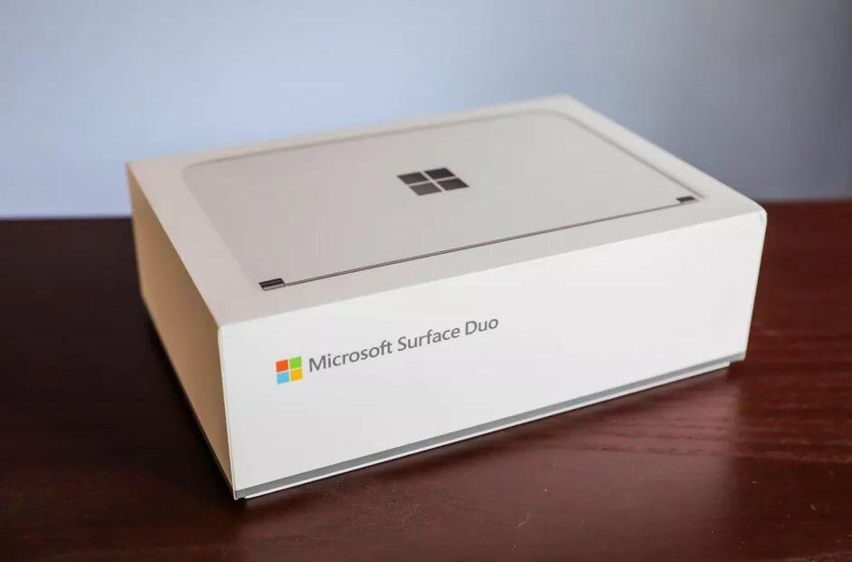 Surface Duo: Έρχεται το Φεβρουάριο στην Ευρώπη με τιμή 1