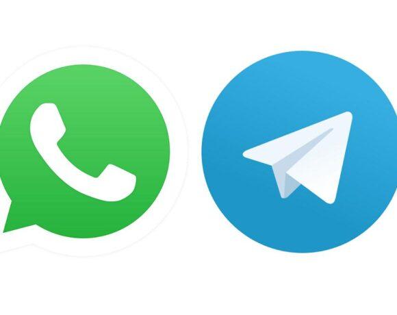 Telegram: Πλέον μπορείτε να μεταφέρετε τα δεδομένα σας από το WhatsApp