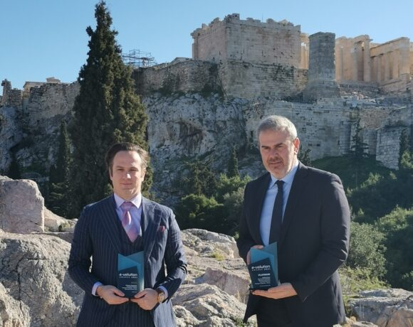 Visit Greece App Named Best Application of the Year at e-volution Awards 2021