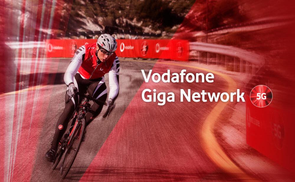Vodafone 5G: Ενεργοποίησε το δίκτυο 5G σε Αθήνα και Θεσσαλονίκη