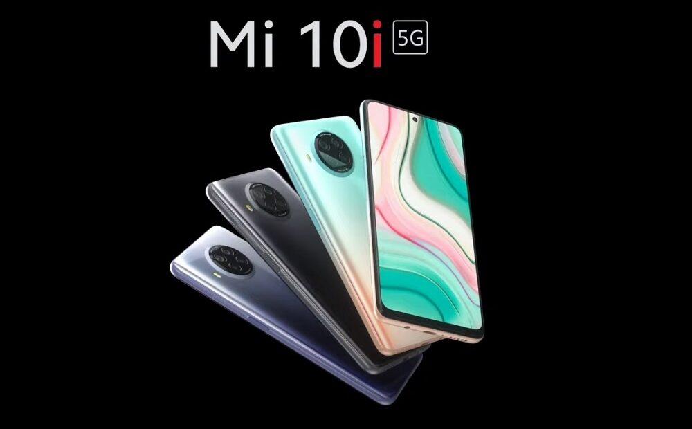 Xiaomi Mi 10i: Επίσημα με κάμερα 108MP, 120Hz και τιμή 245€