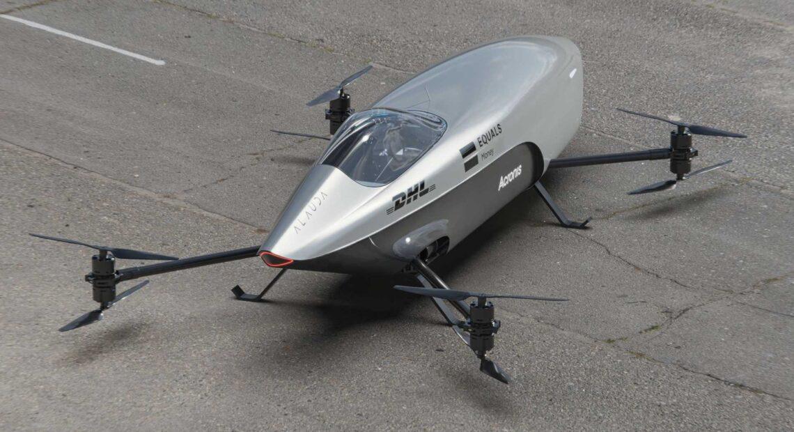 Airspeeder: Έρχεται το πρώτο ιπτάμενο αγωνιστικό ηλεκτρικό αυτοκίνητο